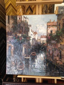30x30 Venice on Canvas - $360