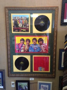 39x55 The Beatles SGT Pepper - $525