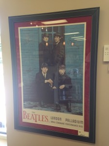 30x41The Beatles - London Palladium - $450